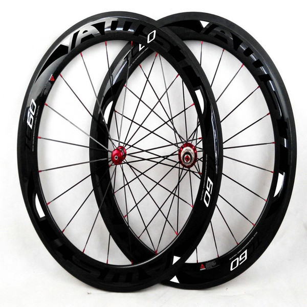 AWST toryca T800 full carbon fibre road bike wheels 60mm tubular wheelset calliper bicycle carbon wheels BOB 700C 23mm width free shipping