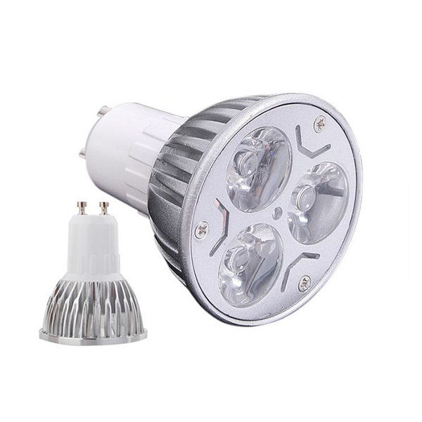Высокая мощность Cree светодиодные лампы Е27 В22 Сид MR16 9Вт 12Вт 15Вт затемнения E14 лампа GU5.3 GU10 светодиодные точечные светильники светодиодные светильники Светильники