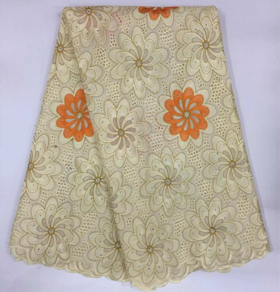 best selling Wholeslae High Quality Swiss Voile Lace In Switzerland Pretty100% Cotton Swiss Voile Laces For African Sewing Dress