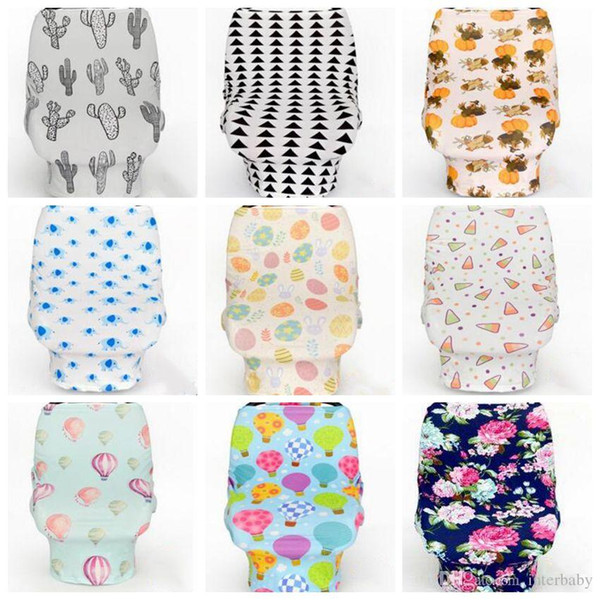 top popular Baby Stroller Cover Car Seat Canopy Shopping Cart Cover Sleep Pushchair Case Pram Travel Bag By Cover Breastfeed Nursing Covers B2688 2021