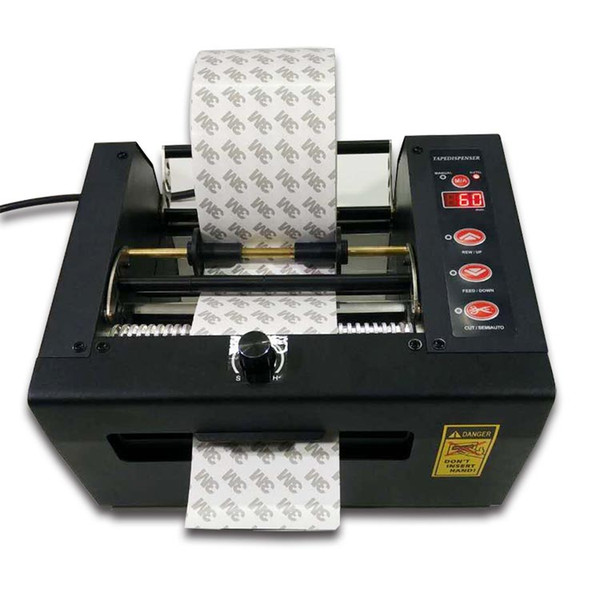 top popular 2017 New Arrival Automatic Electric Tape Dispenser automatic machine sticker for 20-150 Width Tape Equivalent GSC-150 2021