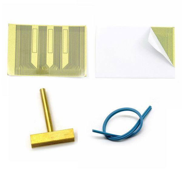 Flat LCD Display Pixel Ribbon Cable Tools For Opel Zafira Omega Vauxhall diy repair tool soldering t-tip strip cable