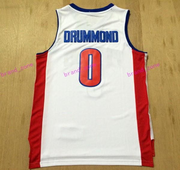 ... Hombres 11 Isiah Thomas Uniformes Throwback 10 Dennis Rodman 40 Bill  Laimbeer Camisa Jersey 0 Andre ... 4a0ff21f8
