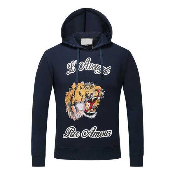 18gd autumn winter quality is very good animal printing sweater, high-end designer clothing, shape is perfect Medusa sweater Asian code