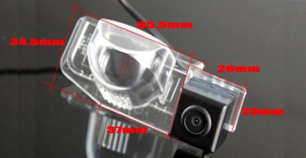 Car Rear View Camera For Mazda 8 Mazda8 LY 2006~2014 Reverse Camera / HD CCD RCA NTST PAL / License Plate Light OEM