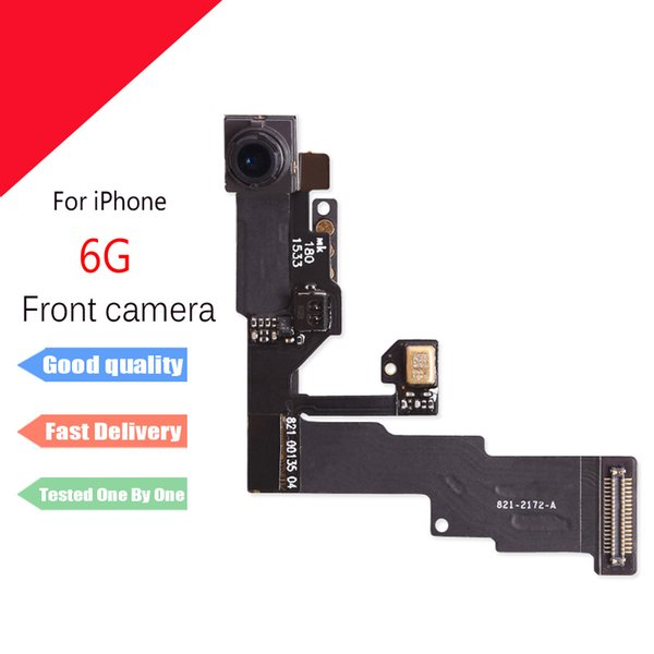 "For iPhone 6 6G 4.7"" Front Camera Lens Proximity Light Sensor Flex Cable free shipping"