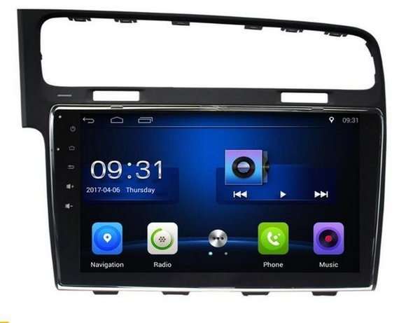 4-Core Android 6.0 10.1inch Car Dvd Gps Navi Audio for Volkswagen VW Sagitar 2017 with steering wheel control wifi 3G DVR