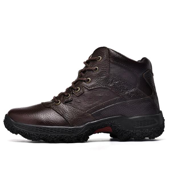 Breathable Athletisch Trekking Anti Boots Skid Wasserdichte Großhandel Bergsteigen Schuhe Wanderschuhe Stiefel Männer Outdoor Marke PuOkiTwZXl