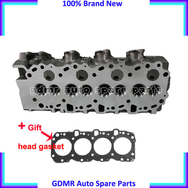 best selling Bare 1KZT 1KZ-T cylinder head AMC 908 780 908 880 11101-69126 11101-69128 FOR Toyota Land Cruiser 4-Runner Hilux 2982cc 3.0TD 1993-