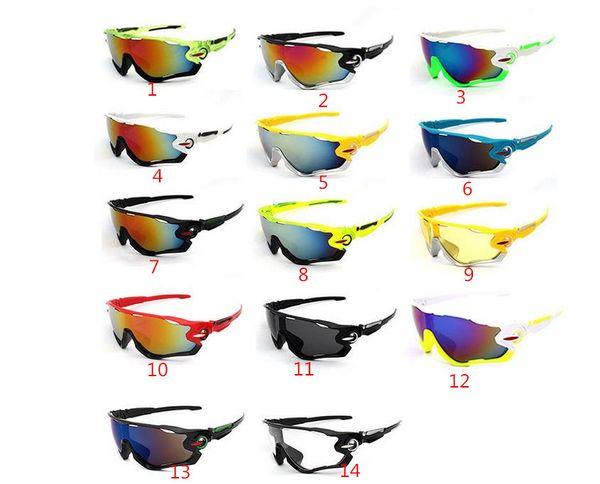 top popular Polarized Brand Cycling Sunglasses Racing Sport Cycling Glasses Mountain Bike Goggles Cycling Eyewear 2019