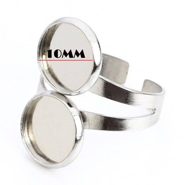 10mm Silver