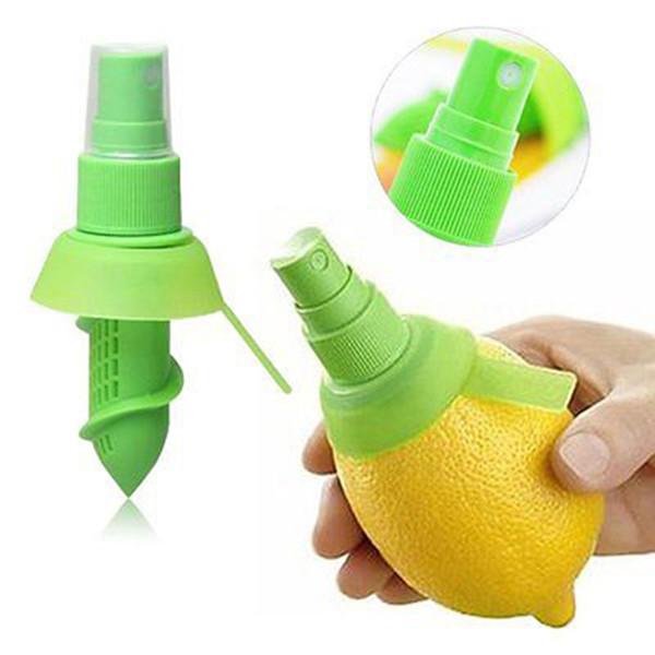 Jugo de naranja creativo Jugo exprimidor Exprimidor Limón pulverizador Niebla Exprimidor de frutas naranja Rociador Cocina Herramienta de cocina
