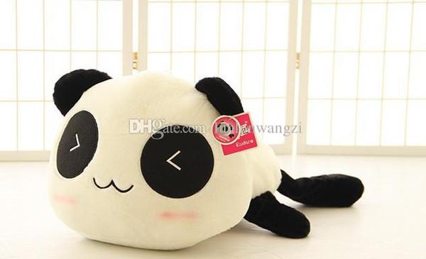 30cm Panda doll pillow, panda plush toy, peluche panda toy hug bear stuffed animal doll valentine girl