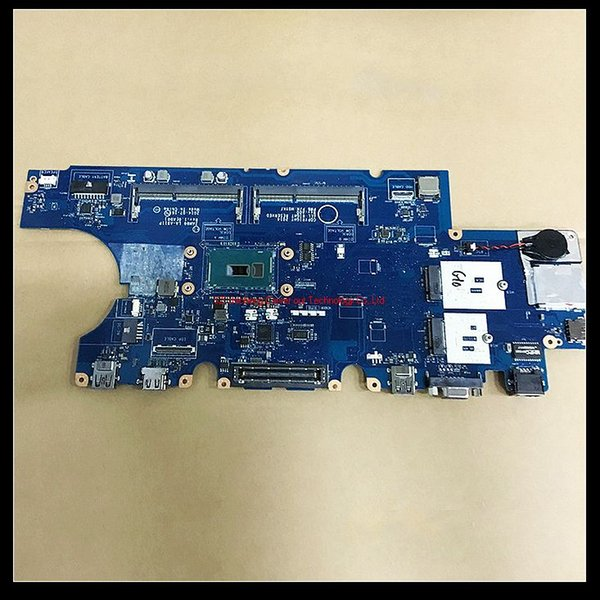 best selling original For Dell Latitude 15 E5550 laptop K9D27 0K9D27 ZAM80 LA-A911P i7 5600U DDR3L Integrated Motherboard ,fully tested