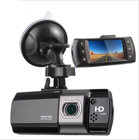 Original Car DVR Novatek 96650 AT550 Full HD 1080P Car Camera 170 Wide Angle Dash Cam G-Sensor / WDR / Night Vision Registrator