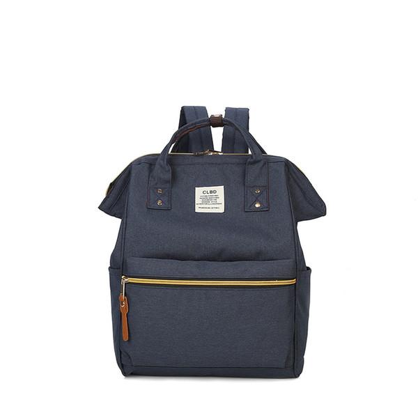 Janpan Brand Anello Canvas Backpacks For Student 2017 Fashion Backpack Bags  Women s Travel Handbags Free Ship 93b4b82b35909