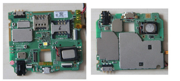 Unlocked used test work well for lenovo A616 motherboard mainboard board card fee chipsets free shipping