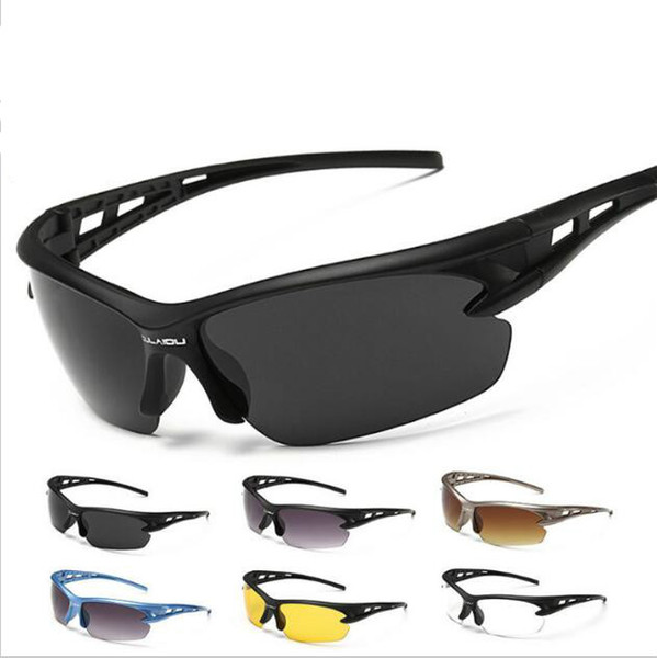 top popular Oulaiou 3105 Explosion-proof Sunglasses NaturalHome Anti-UV Cycling Glasses Men Sports Eyewear Bike Women Riding Goggles Oculos Ciclismo 2019