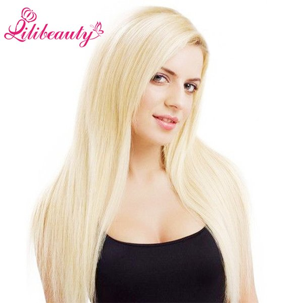 Virgin Brazilian Silky Straight full lace human hair wigs pure ...