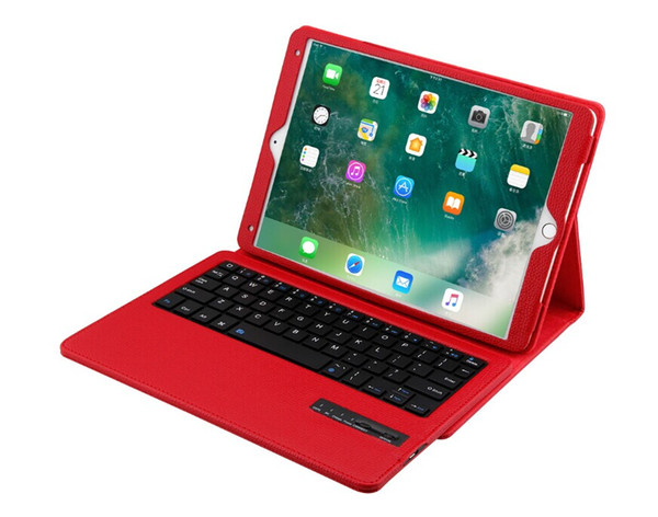 """New 2017 Wireless Bluetooth Keyboard +PU Leather Cover Protective Case For ipad pro 10.5"""""""