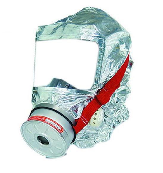 maschera filtri virus