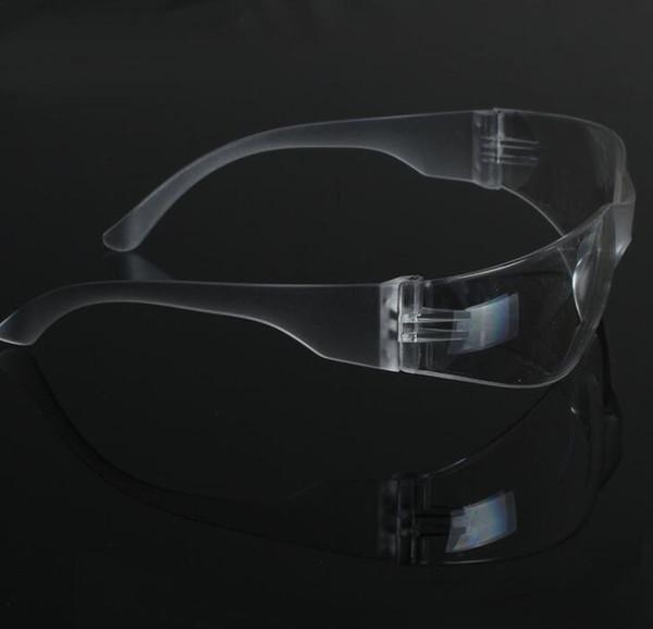 Оптовая Защитные Очки Лаборатории Защита Глаз Защитные Очки Прозрачные Линзы Рабочие Очки Бесплатная Доставка