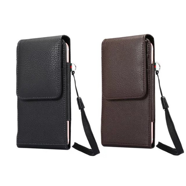 360 Rotation Clip Universal Belt Coque Phone Case for Apple iPhone 6 6S 7 Plus Samsung S6 S7 Edge Leather Cover Bag 4.0-6.3inch Pouch