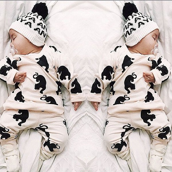 Baby Boy Clothes Girl Clothing Fall Kids Winter Outfit Chirldren Toddler Pajamas Tracksuit Wholesale Newborn Infant Legging Pants Shirt Hat