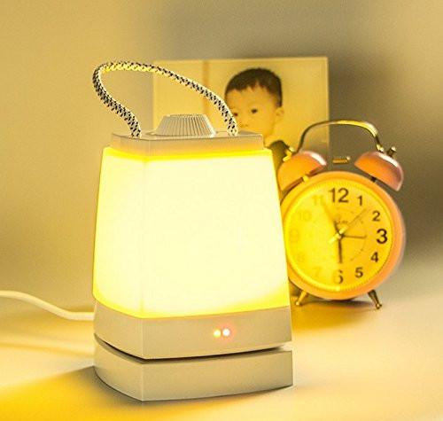 2019 Energy Saving Led Charging Small Night Light Lamp Of Bedroom The Head Of A Bed Sleep Little That Move Light Emergency Hand Lamp From