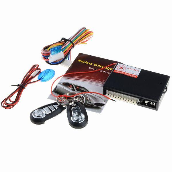 Universal Car Remote Central Door Lock Locking Vehicle Keyless Entry System M00045