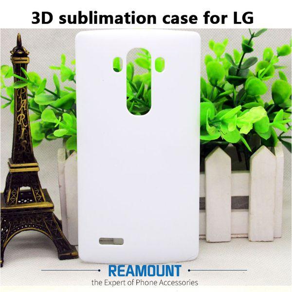 New 3D Case For LG G3 G4 G5 G6 2017 3D sublimation cover for LG stylus-2 3