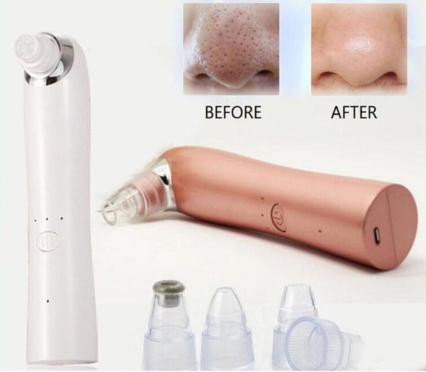 top popular Electric Facial Blackhead Acne Remover Vacuum Facial Pore Cleanser Beauty Device Equipment Anti Wrinkle Skin Care Machine 2020