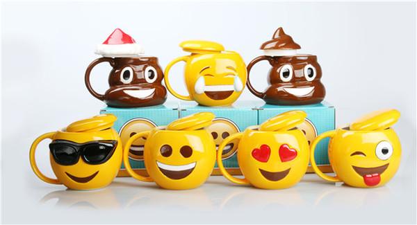 Arrivée Acheter com Tasses Café5 Smiley 03 Du DongliangmeiDhgate Nouvelle De Émoticône Tasse Emoji Noël Merde qGVLSUpzM