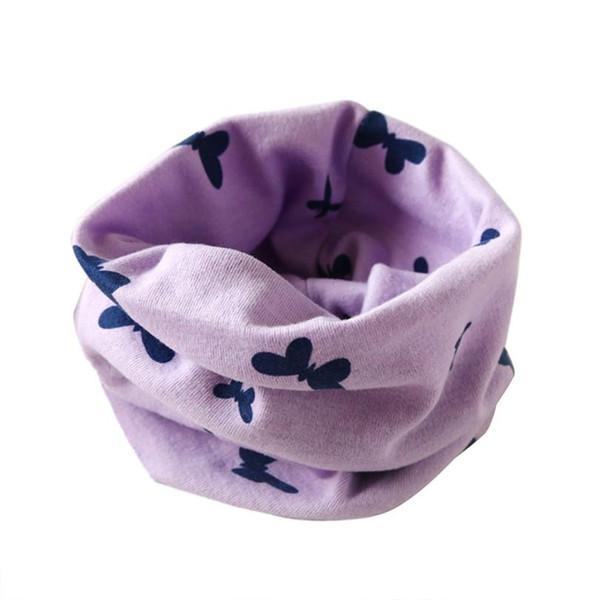 Brand-Durable 2016 New Arrival Spring Boys Girls Collar Winter Baby Scarf O Ring Neck Cotton Scarves For Bufandas Cuellos Echarpe
