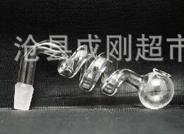 Asado de olla de vidrio espiral (30pcs)