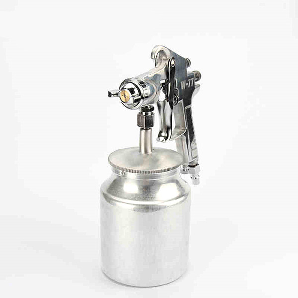 free shipping W-77S paint air spray gun pneumatic spraying tools 3.0mm nozzle high atomization furniture woodworking car coating