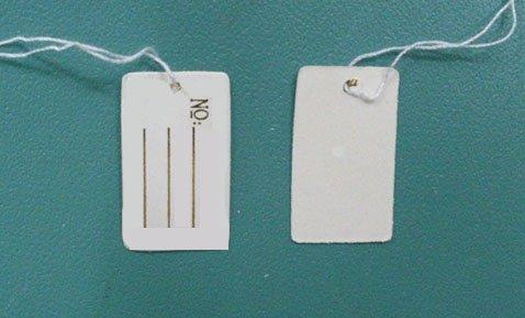 Free Shipping 500pcs/lot Label Tags Price Tags Card For Jewellery Gift Packaging Display 13mmX26mm LA7