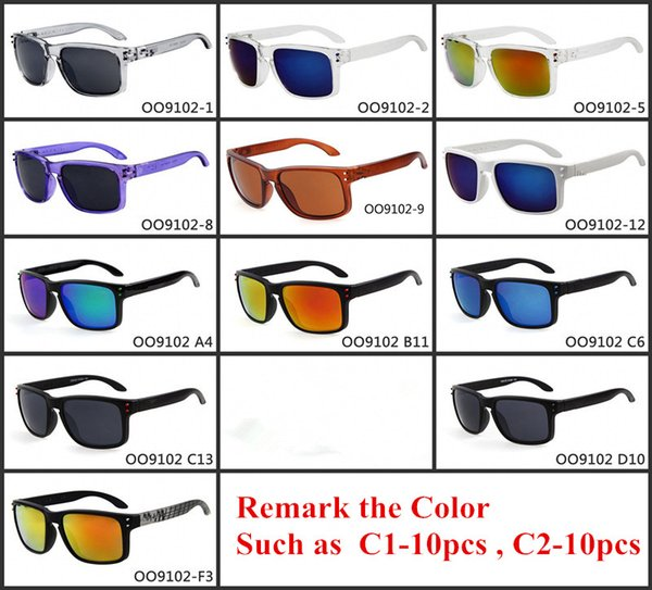 top popular Newest Designer Sport Sunglasses Hotest 9102 VR46 Sunglasses Women Mens Rivet Sport Clying Sunglasses Fashion Outwears GSA001 2019