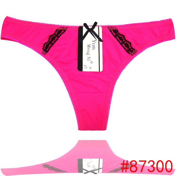 Top Elastizität Nylon G-string Mädchen Sexy Unterwäsche Frauen Thongs Damen Thongs Sexy Dessous Beliebte G-String Thongs Neu