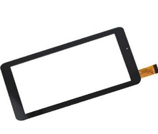 "Wholesale-Black New 7"" inch Tablet ZLD070038MQ72-F-A touch screen panel Digitizer Glass Sensor replacement Free Shipping"