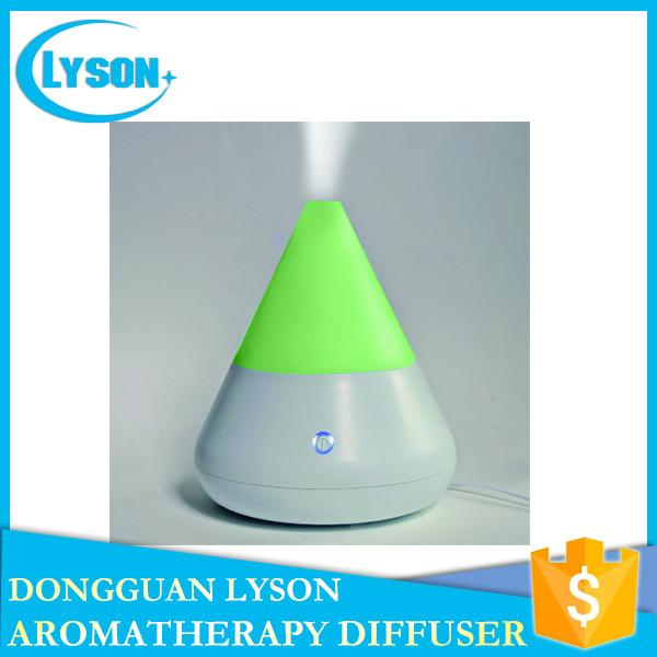 6 LED Colors Changed SPA Room Ultrasonic Air Humidifier Aroma Diffuser Fragrance Sprayer Office Purifier Essential Oil Diffuser
