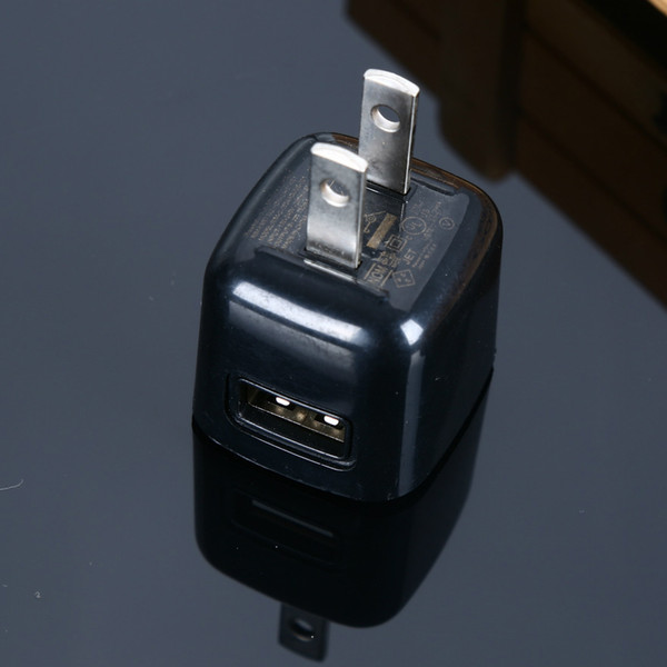 top popular New US standard mini usb travel charger power adaptor for blackberry 9800 800 mobile 5v 800mA 2020