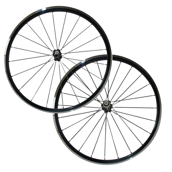 Cheap Super Light 700C 27mm Clincher KInLIn XR270 Alloy Bike Wheelset Alloy Wheels Road Bike Wheels Free Shipping