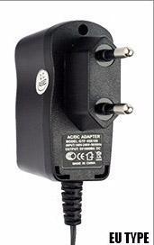 EU power plug