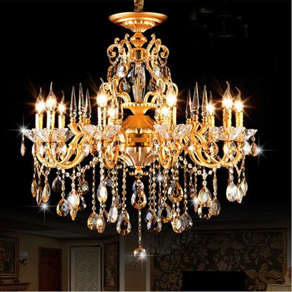 Elegante Kristall Kronleuchter Moderne Und Wohnzimmer Bar Kuche Insel Licht Antike