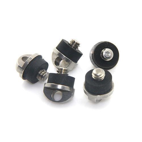 """CAMVATE 1/4"""" Connect Fasten Screw Adapter fr Camera Shoulder Sling Neck Strap"""