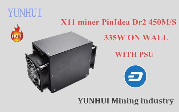 Buy Mining Used Pinidea Dr2 450m X11 Miner Pinidea Dr2 450m Asic Miner  450mh Dash Miner Pinidea Dr2 450m Dashcoin 335w, Cheap Miner Hardware  Bitcoin