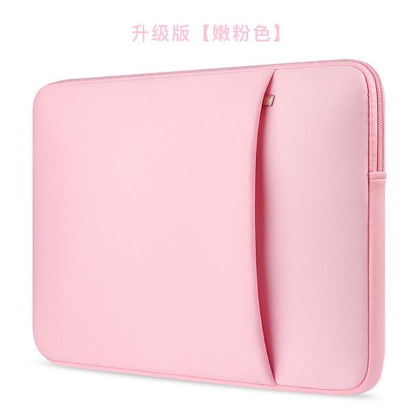 SıCAK Neopren Ultrabook dizüstü Dizüstü Kol çantası durumda mac kitap için Pro 15 / Retina15air macbook için 15 inç koruyucu