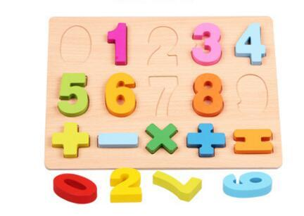 1-9 numbers