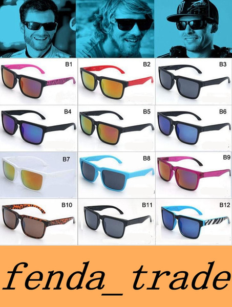 top popular Promotion most fashion NEW style Ben Styles Sunglasses Men Brand designer Sunglasses sports Glasses men glasses MOQ=50pcs 12 colors Fastship 2019